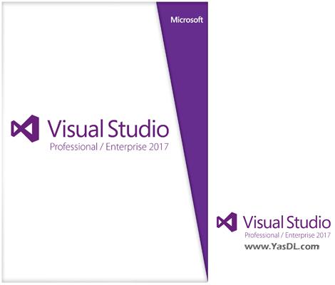 دانلود Visual Studio Professional / Enterprise 2017 - ویژوال استودیو 2017