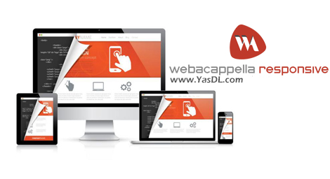 دانلود WebAcappella Responsive Business 1.3.27 - نرم افزار طراحی صفحات وب