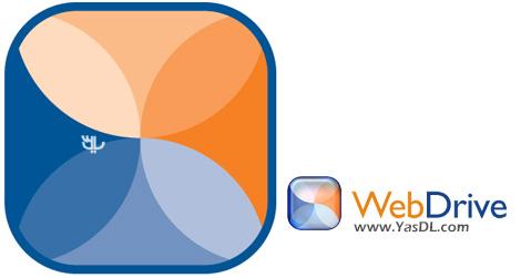 دانلود WebDrive Enterprise 2017 Build 4562 x86/x64 - مدیریت فضای ابری