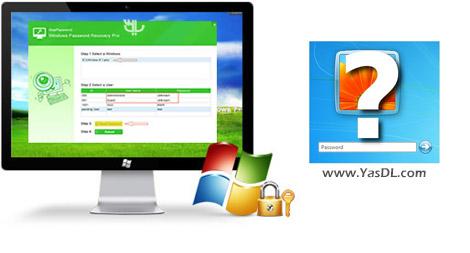دانلود iSeePassword Windows Password Recovery Pro 2.6.2.2 + Portable - بازیابی پسورد ویندوز
