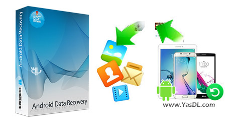 دانلود 7thShare Android Data Recovery 1.8.8.8 - بازیابی اطلاعات اندروید