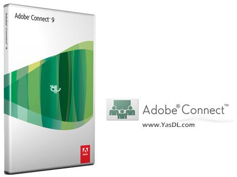 دانلود Adobe Connect Enterprise 9.5.5 + 9.5.7 Update Patch - نرم افزار وب کنفرانس و کلاس مجازی