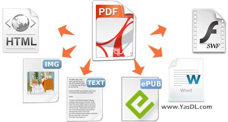 دانلود All PDF Converter 2.4.1 - مبدل حرفه ای اسناد PDF