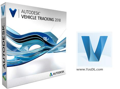 دانلود Autodesk Vehicle Tracking 2018 - تجزیه و تحلیل مسیرهای حمل و نقل