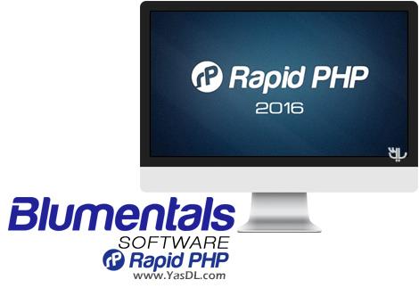 دانلود Blumentals Rapid PHP 2016 14.3.0.187 - کدنویسی و ویرایش PHP