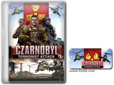 دانلود بازی Chernobyl Terrorist Attack برای PC