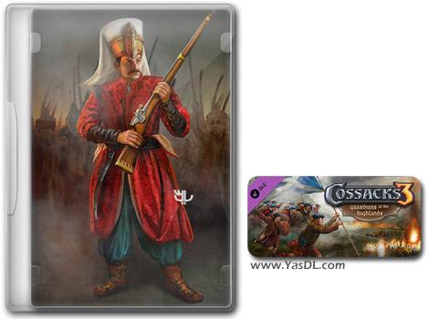 دانلود بازی Cossacks 3 Guardians of the Highlands برای PC