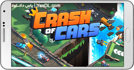 Crash Of Cars 1.3.50 For Android + Infinity Edition