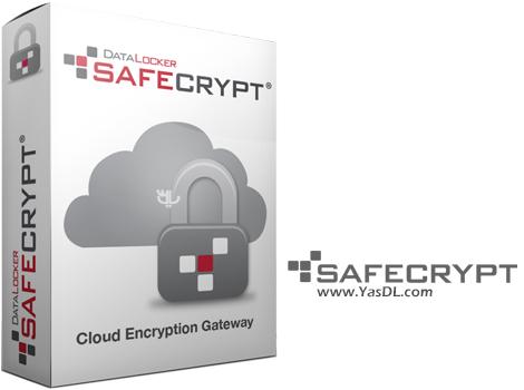 دانلود DataLocker SafeCrypt 1.0.0.103 - نرم افزار رمزگذاری و محافظت از اطلاعات
