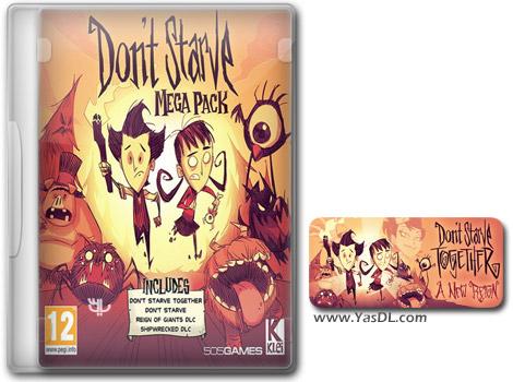 دانلود بازی Dont Starve Together A New Reign برای PC