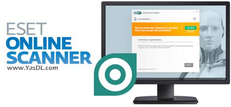 دانلود ESET Online Scanner 2.0.16 - آنتی ویروس آنلاین نود 32