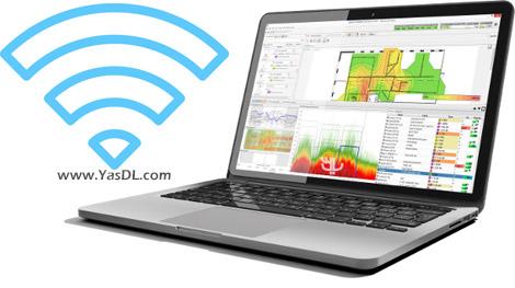 دانلود Ekahau Site Survey 8.6.2 x64 - نرم افزار طراحی و آنالیز شبکه های WiFi