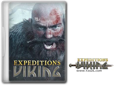 دانلود بازی Expeditions Viking برای PC