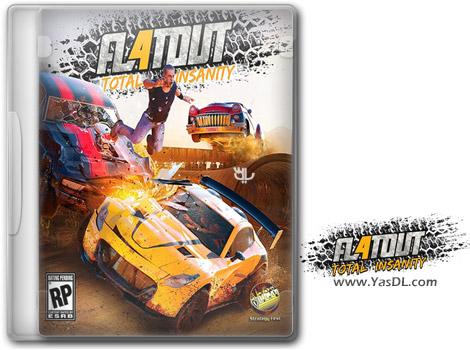 دانلود بازی FlatOut 4 Total Insanity برای PC