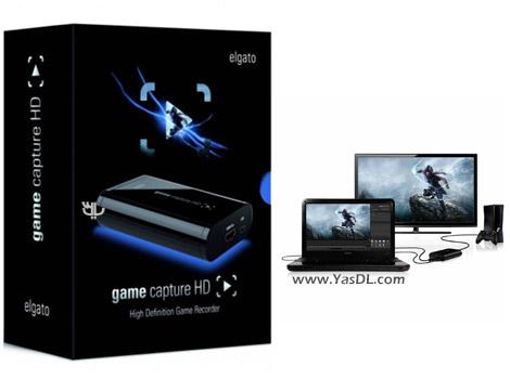 دانلود Game Capture HD 3.50.122.2122 x64 - فیلمبرداری از بازی های کامپیوتری