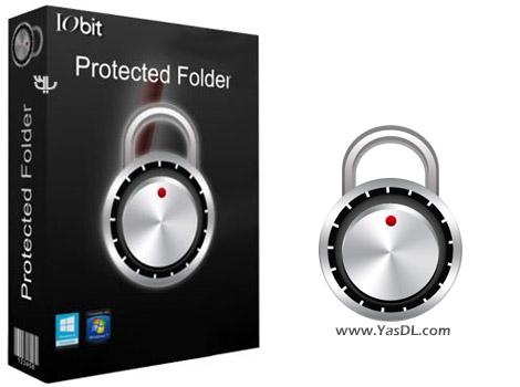 دانلود IObit Protected Folder 1.3 - نرم افزار رمز گذاری از فایل ها و فولدرها