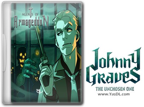دانلود بازی Johnny Graves The Unchosen One برای PC
