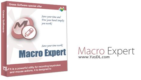 دانلود Macro Expert Enterprise 4.1.4479 - اجرای خودکار دستورات در ویندوز