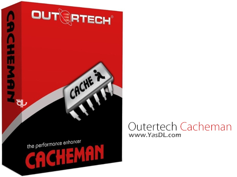 دانلود Outertech Cacheman 10.10.0.9 - مجموعه ابزار بهینه سازی سیستم