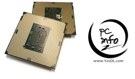 دانلود PC Info 3.0.2.2000 x86/x64 - نمایش کاملا مشخصات سیستم