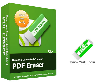 دانلود PDF Eraser Pro 1.7.5.4 + Portable - ویرایش اسناد PDF