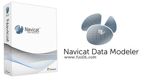 دانلود PremiumSoft Navicat Data Modeler 2.1.12 x86/x64 - مدیریت پایگاه داده