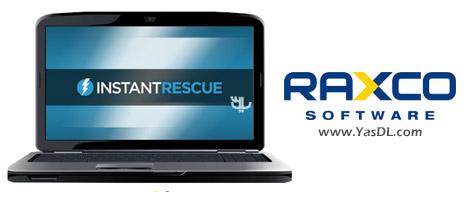 دانلود Raxco InstantRescue 2.3.0.316 - نرم افزار ترمیم و بازیابی سیستم