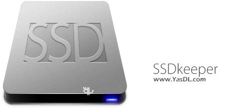 دانلود SSDkeeper Home / Professional / Server 1.0 - بهینه سازی و افزایش عمر حافظه های SSD