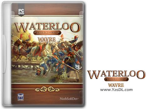 دانلود بازی Scourge of War Wavre برای PC