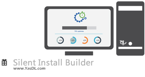 دانلود Silent Install Builder 5.0.4 - نصب مجموعه ای از نرم افزارها تنها با یک کلیک