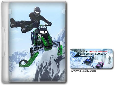 دانلود بازی Snow Moto Racing Freedom برای PC