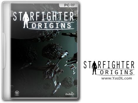 دانلود بازی Starfighter Origins برای PC