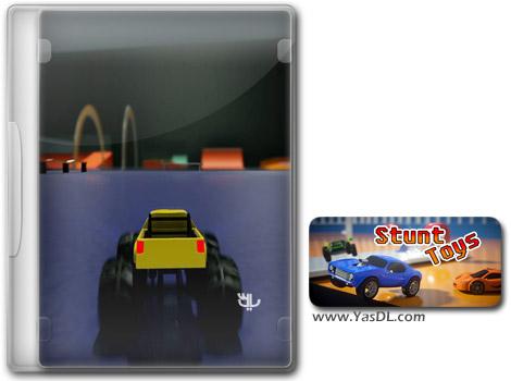 دانلود بازی Stunt Toys برای PC