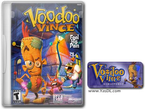 دانلود بازی Voodoo Vince Remastered برای PC