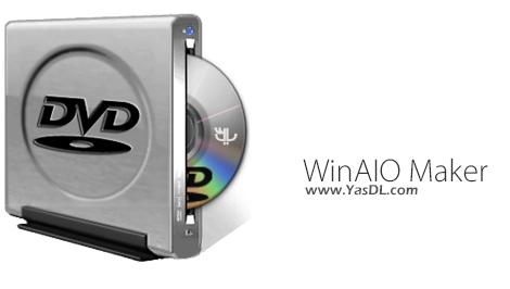 دانلود WinAIO Maker Professional 1.3 - ساخت ویندوزهای AIO