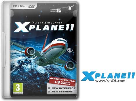 دانلود بازی X Plane 11 برای PC