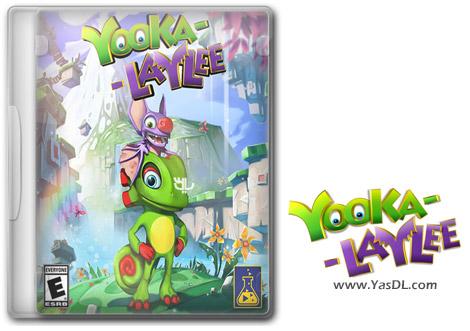 دانلود بازی Yooka Laylee برای PC