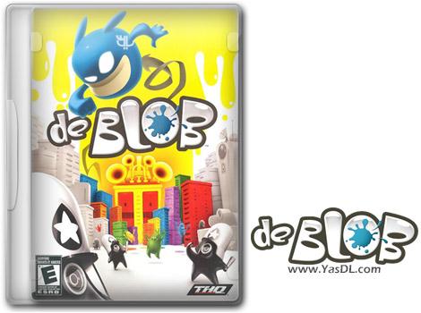 دانلود بازی de Blob برای PC