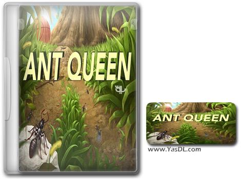 دانلود بازی Ant Queen برای PC