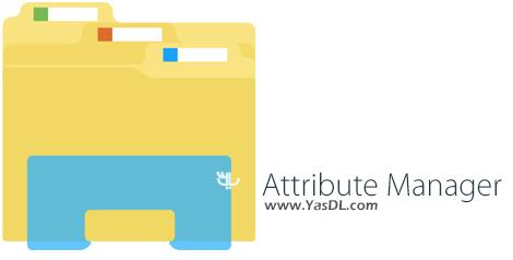 دانلود Attribute Manager 5.55 + Portable - مدیریت خصوصیات فایل ها در ویندوز