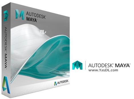 دانلود Autodesk Maya 2018 x64 - نرم افزار مایا