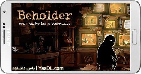 دانلود بازی Beholder 1.0.0 - رئیس ساختمان برای اندروید + دیتا + پول بی نهایت