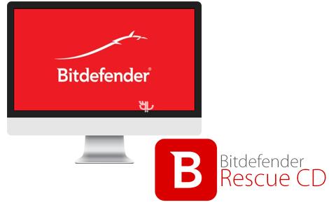 دانلود Bitdefender Rescue CD 27.01.2017 - دیسک نجات بیت دیفندر