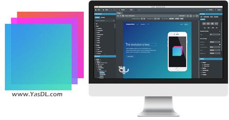 دانلود Bootstrap Studio 5.6.1 Professional Edition - طراحی وب سایت های رسپانسیو