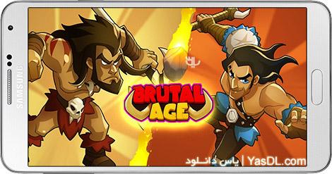 دانلود بازی Brutal Age Horde Invasion 0.0.65 - تهاجم وحشی ها برای اندروید