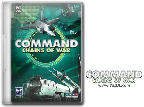 دانلود بازی Command Chains of War برای PC