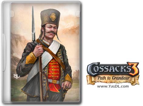 دانلود بازی Cossacks 3 Path to Grandeur برای PC