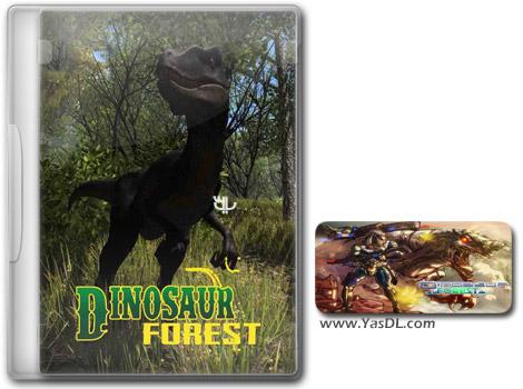 دانلود بازی Dinosaur Forest برای PC