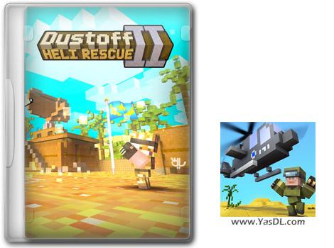 دانلود بازی Dustoff Heli Rescue 2 برای PC