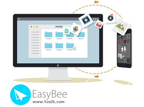 دانلود EasyBee 1.1.7.0 - نرم افزار مدیریت آیفون و آیپد در ویندوز